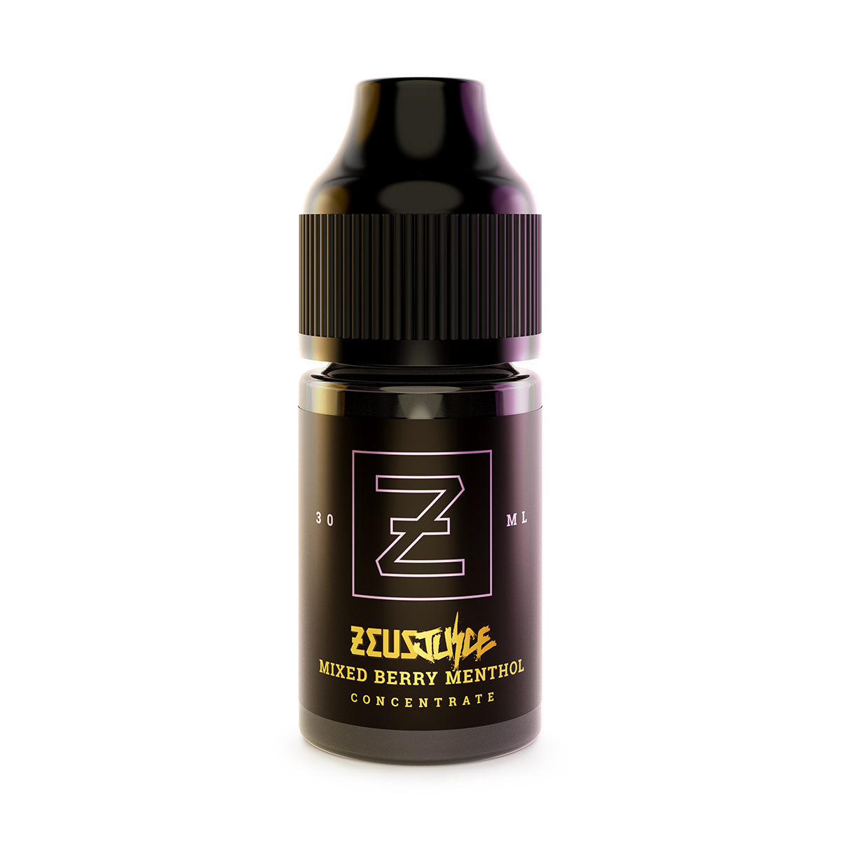 Mixed Berry Menthol Flavour Concentrate by Zeus Juice