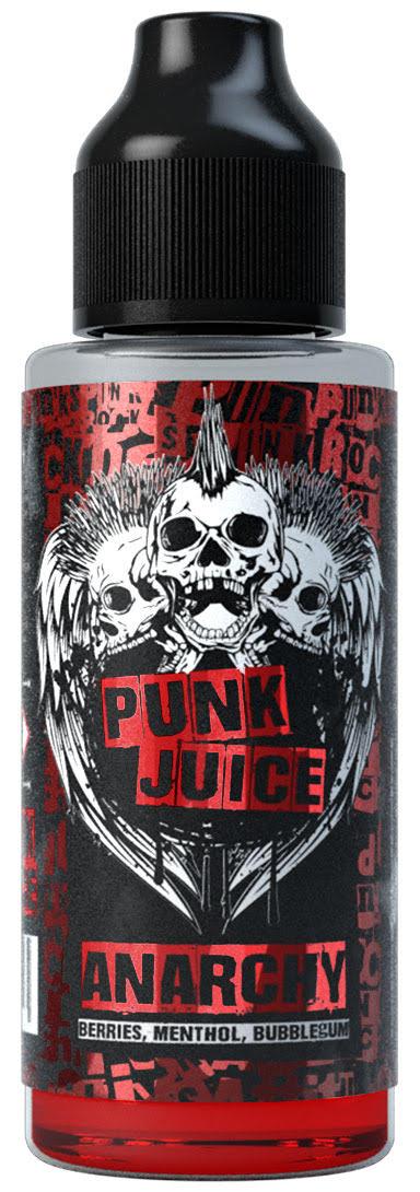 Anarchy 100ml Shortfill E Liquid by Punk Juice