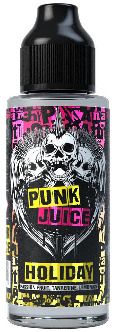 Holiday 100ml Shortfill E Liquid by Punk Juice