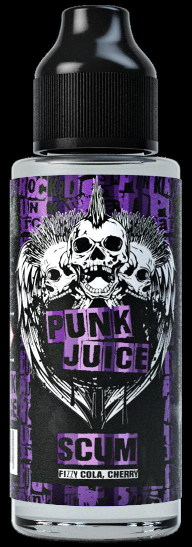 Scum 100ml Shortfill E Liquid by Punk Juice