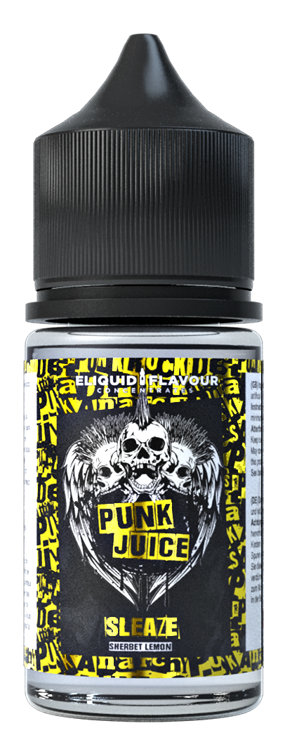Sleaze Flavour Concentrate by Punk Juice