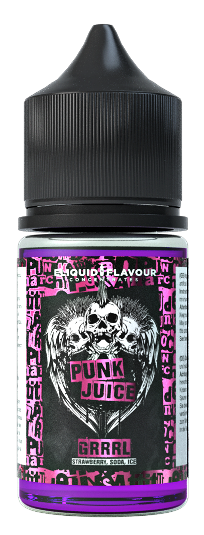 GRRRL Flavour Concentrate by Punk Juice