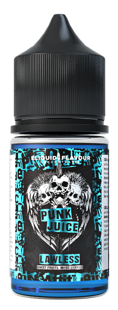 Lawless Flavour Concentrate by Punk Juice