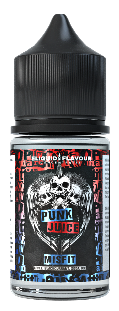 Misfit Flavour Concentrate by Punk Juice