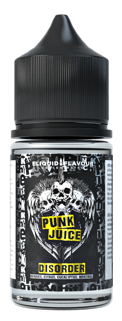 Disorder Flavour Concentrate by Punk Juice