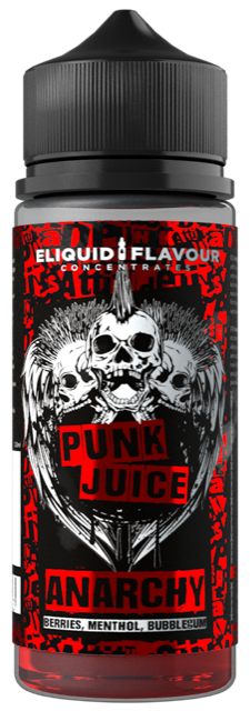 Anarchy Flavour Shot by Punk Juice