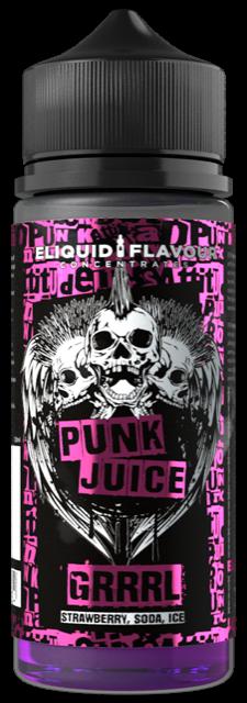 GRRRL Flavour Shot by Punk Juice