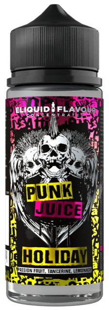 Holiday Flavour Shot by Punk Juice