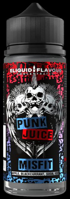 Misfit Flavour Shot by Punk Juice