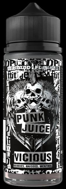 Vicious Flavour Shot by Punk Juice
