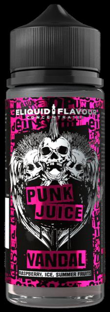 Vandal Flavour Shot by Punk Juice Wholesale