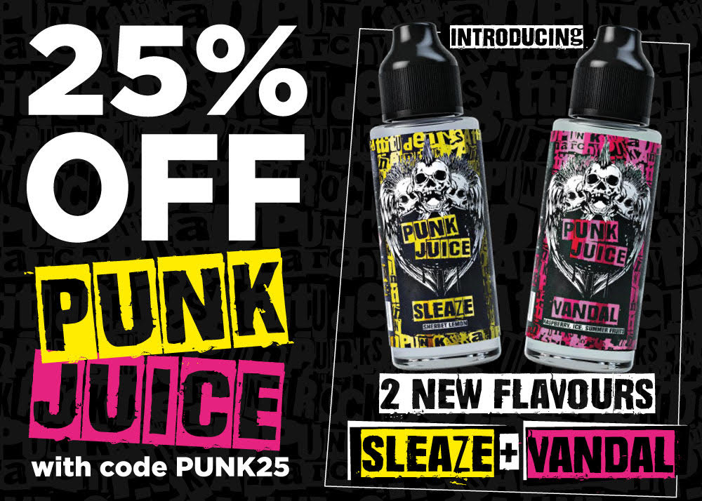 25% OFF Punk Juice