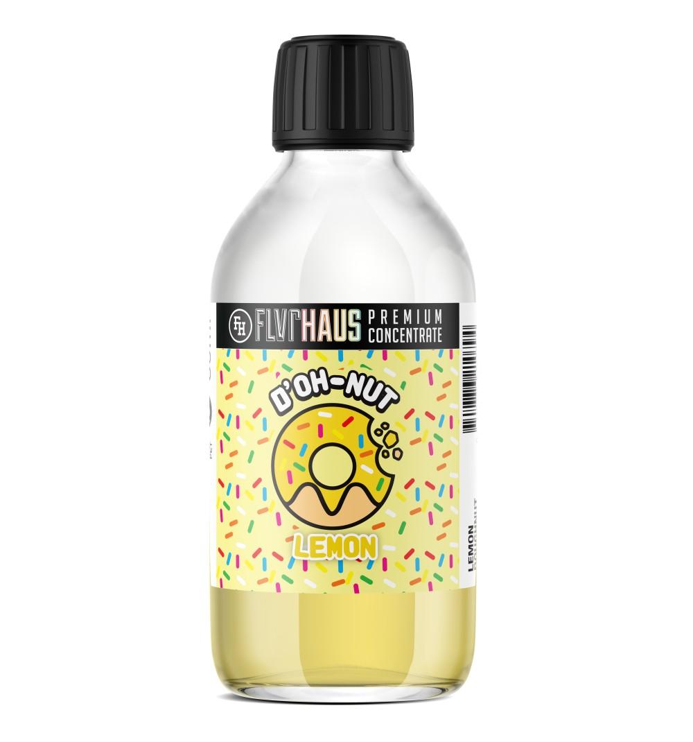 D'OH-NUT Lemon Bottle Shot by Ace of Vapes - 250ml